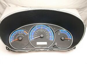 2009..09 SUBARU FORESTER XT TURBO AUTO / SPEEDOMETER / INSTRUMENT/CLUSTER.OEM