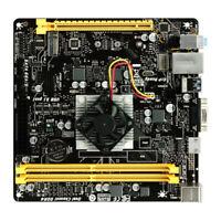 A10N-8800E Mini ITX Motherboard A10 8800P CPU Game Graphic HDMI SSD HDD DDR4 M2