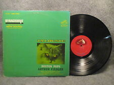 33 RPM LP Record Arthur Fiedler Jalousie RCA Victor Red Seal Dynagroove LSC-2661