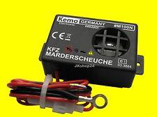 MARDERABWEHR TOP-MARDERSCHUTZ MARDER-SCHRECK KFZ-MARDERSCHEUCHE 12 V/DC PKW/AUTO