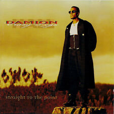 """Damion """"Crazy Legs"""" Hall  -  Straight To The Point / MCA RECORDS CD 1994 RAR!"""