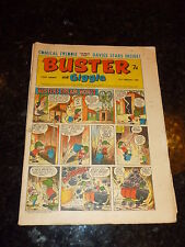 BUSTER & GIGGLE Comic - Date 05/02/1969 - UK Paper comic