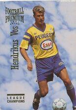 N°115 HENDRIKUS VOS # NETHERLANDS FC.SOCHAUX CARD CARTE PANINI FOOT 1995 PREMIUM