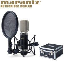 Marantz MPM-3500R Ultra Low-Mass Diaphragm Ribbon Studio Instrument Microphone