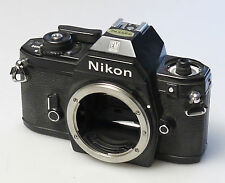 (PRL) NIKON EM BODY 35 mm SLR SPARE PARTS FOTORIPARATORE REPAIR REPARATION