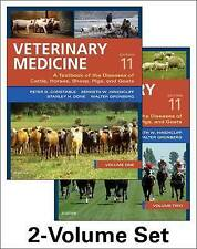 Veterinary Medicine: A Textbook of the Diseases of Cattle, Horses, Sheep,...