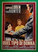 M31 Manifesto 2F Quel Art Von Frau Sophia Loren Tab Hunter Warden Wynn Sanders