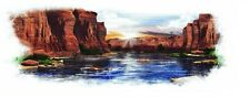 1 RV  KEYSTONE SPRINTER COPPER CANYON GRAPHIC DECAL -47