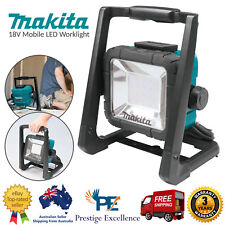 Makita DML805 240V 18V Mobile 20 LED Worklight Torch Cordless Corded Flood Light