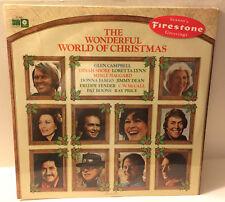 The Wonderful World of Christmas Album Two 1976 Capitol SL-8025 Firestone Sealed