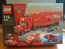 LEGO DISNEY CARS 2 / 8486 / Mack's Team Truck / ULTRA RARE✔ BNIB✔ NEW✔ SEALED✔