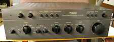 TECHNICS SU-8080 AMPLIFIER 1979 VINTAGE AMP DUAL TRANSFORMER AUDIOPHILE QUALITY