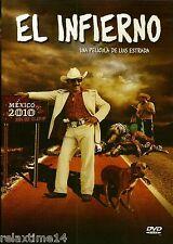 El Infierno (DVD, 2013)PeliculaDe Luis Estrada - Damian Alcazar-NEW DVD