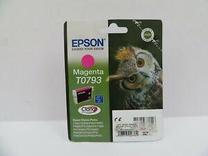 Epson T0793 Magenta Inkjet Cartridge BBE 05.21