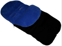 Buggy snuggle footmuff compatible with Babystyle Oyster 3 pushchair