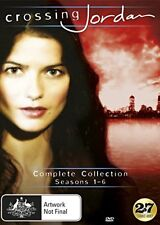 Crossing Jordan: Complete Series Seasons 1 2 3 4 5 6 Boxed DVD Set [Region Free]