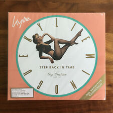 Le Japon Version + Sticker! KYLIE MINOGUE step back in time: Def Collection CD 2019