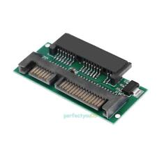 "1.8"" 16Pin Micro SATA Female to 2.5inch 22Pin SATA Male Converter Adapter Card"