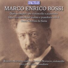 Andrea Noferini (Cello - Marco Enrico Bossi: Complete Works for Cello & P...