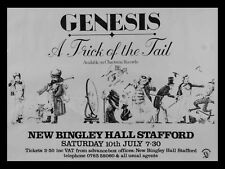 "Genesis Bingley 16"" x 12"" Reproduction promo Poster Photo"