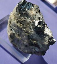 Carrollites/Calcite et Chalcopyrite.135g. RD Congo
