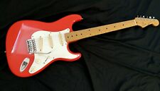 More details for fender  squier japan hank marvin signature stratocaster guitar