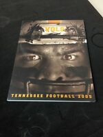 2005 University Of Tennessee Vols Football Guide