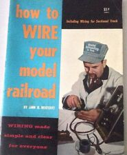 How To Wire Your Model Railroad Magazine Sectionals 1953 072217nonrh