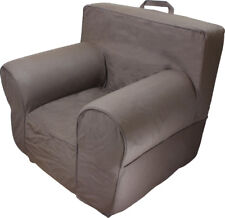 INSERT FOR POTTERY BARN ANYWHERE CHAIR WITH CHOCOLATE COVER FITS REGULAR SIZE
