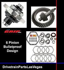 GM Chevy 10.5 14 BOLT Posi Limited Slip Pkg 4.88 Ratio Master Kit Powertrax Pro