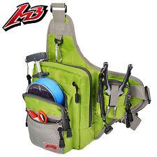 New Arrival! MadBite SlingBack Fishing Backpack Soft Fishing Tackle Messenge Bag