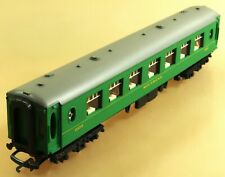 "Wrenn OO Gauge W6007 SR Pullman Car ""Southern Green"" No.2523 with Passengers"