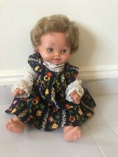 """LOT- 29 : VINTAGE FAMOSA DOLL, MADE IN SPAIN 15"""" INCH"""