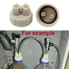 DIY Aquarium Plants Fish Tank CO2 System Tube Valve Guage Bottle Cap es