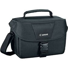 Canon 100ES Black Shoulder Bag for Rebel T6 T5 T3 T6i T5i T4i T3i T6s SL1 Camera