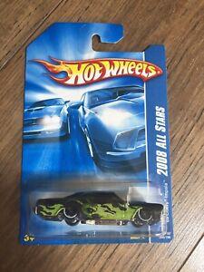 New - Hot Wheels 2008 All Stars 65 Chevy Impala Car