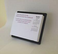 Personal Quote Desktop Gift Calendar - PrintedOwl.com