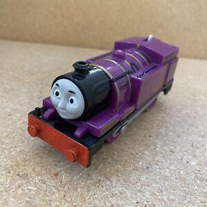 Ryan Thomas & Friends Trackmaster Motorized Train 2013 Purple 1014 GNR Works!
