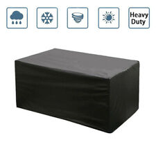 Garden Patio Furniture Protection Covers Outdoor Table Rain Cover Waterproof New