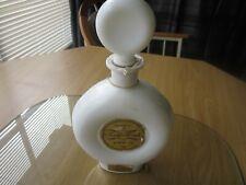 New listing Whiskey Field Birds By A Singer Bobwhite Decanter White Glass 1969 Bottle Ed. 7