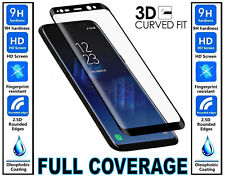 FULL COVERAGE CURVED TEMPERED GLASS SCREEN PROTECTOR FOR SAMSUNG GALAXY NOTE 8