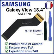 """NAPPE CÂBLE CONNEXION ÉCRAN LCD À CARTE MÈRE DU SAMSUNG GALAXY VIEW 18.4"""" T670"""