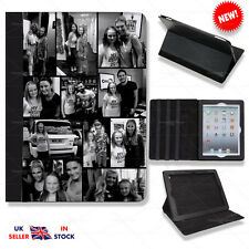 """PERSONALISED IPAD PRO 12.9"""" PHOTO PRINTED FLIP LEATHER TABLET CASE FOR IPAD PRO"""