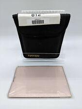 "Tiffen 4x5.65"" 812 Warming Glass Filter MFR # 45650812"