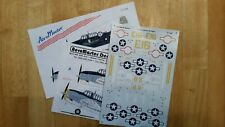 1/72 Aero Master Carrier Based Avengers Decals 72-108