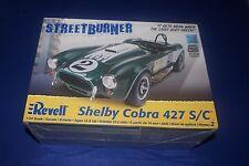 Revell Shelby Cobra 427 S/C Streetburner 1/25 scale #85-2828 SEALED