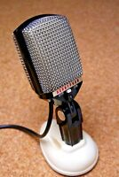 vintage AKG D14S microphone rare Hornyphon branded version with stand