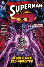 SUPERMAN (deutsch) # 27+ 28 - LOBO SUPERGIRL CROSSOVER #1+2 -  NEUE DC-UNIVERSUM