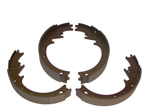 4 NEW 12 x 2 inch REAR Brake Shoes 1951-1956 Packard 51 52 53 54 55 56