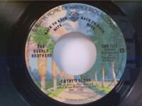"""EVERLY BROTHERS """"CATHY'S CLOWN / SO SAD"""" 45 OLDIE"""